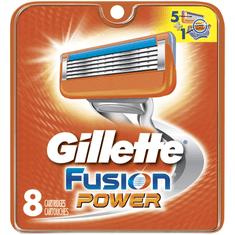 Gillette Fusion Power borotva betét  8 db