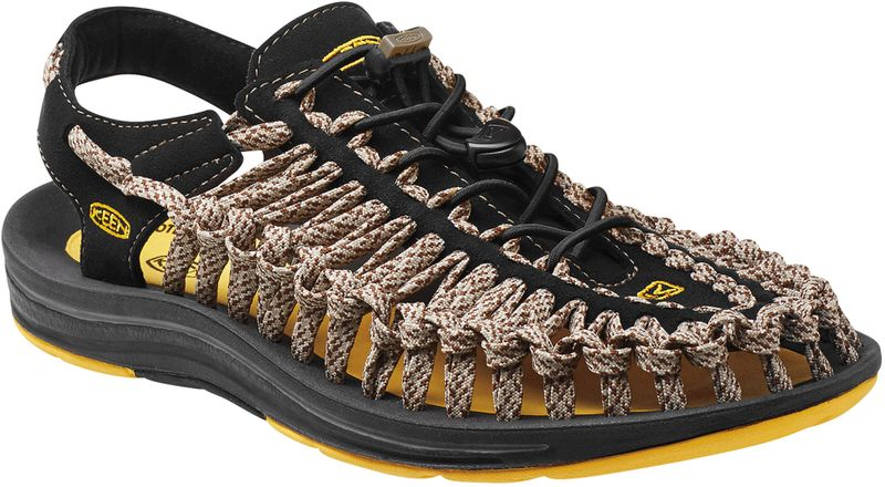 KEEN Uneek 8mm Camo M Yellow/Camo US 10,5 (44 EU)