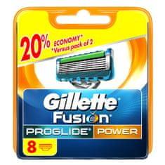 Gillette Fusion Proglide Power Borotva penge 8 db