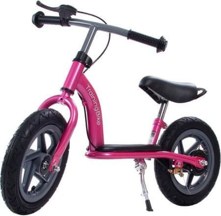 Sun Baby Tréninkové kolo růžové