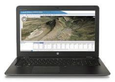 HP prenosnik ZBook 15u G3 i7/16GB/512GB, Win7/10 Pro (T7W15EA#BED)