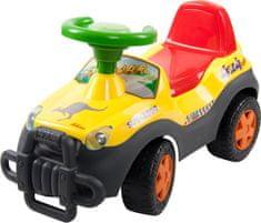 Sun Baby Odrážadlo Jeep 4x4 žlté