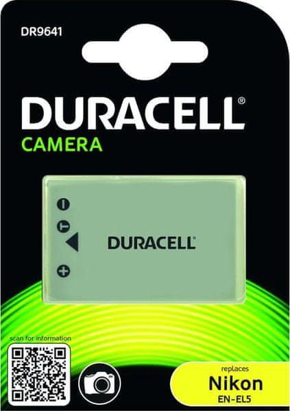 Duracell DR9641 pro Nikon EN-EL5