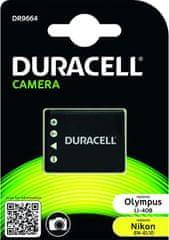 Duracell DR9664 pro Olympus Li-42, Nikon NP-45