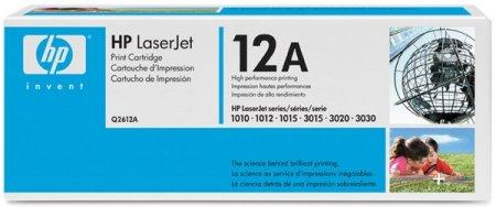 HP toner LaserJet Q2612A, 2000 strani