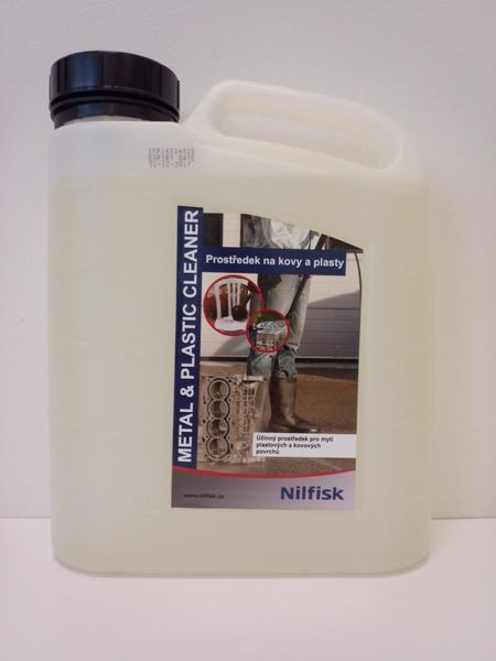 Nilfisk Plastic&Metal Cleaner 2,5l