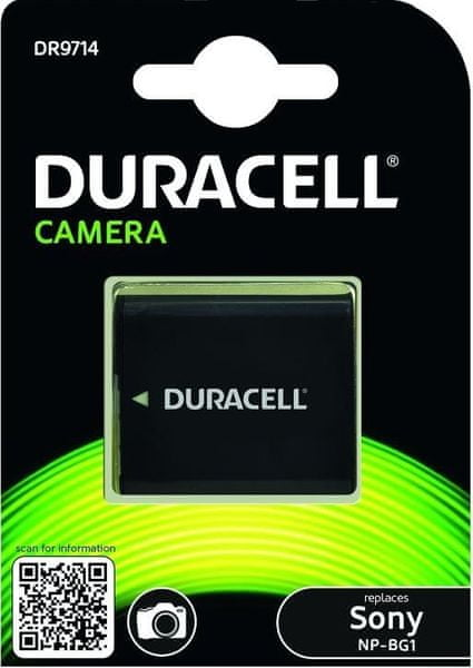 Duracell DR9714 pro Sony NP-BG1