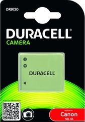 Duracell DR9720 pro Canon NB-6L