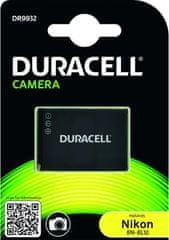 Duracell DR9932 pro Nikon EN-EL12 Fényképezőgép akkumulátor