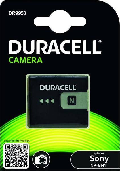 Duracell DR9953 pro Sony NP-BN1