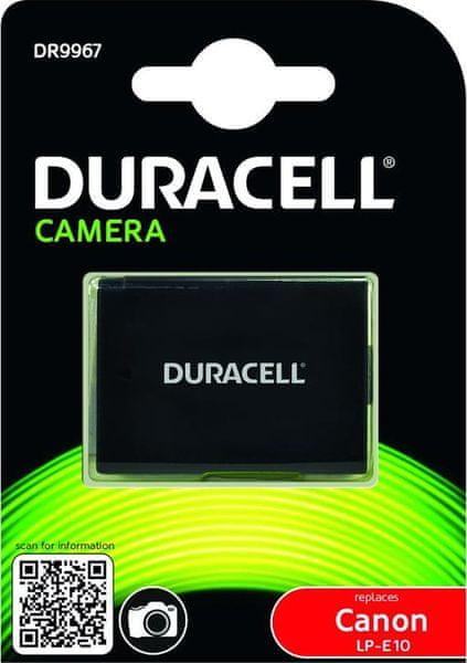 Duracell DR9967 pro Canon LP-E10