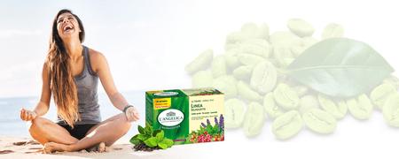 L'Angelica zeliščni čaj za lepšo postavo, 22 vrečk