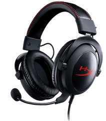 Kingston Gaming slušalice HyperX Cloud, USB, crne