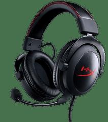 Kingston Gaming slušalice HyperX Cloud, USB, crne