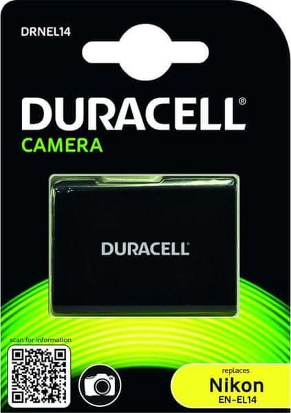 Duracell DRNEL14 pro Nikon EN-EL14