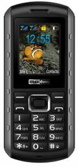 MaxCom MM901, Dual SIM, černý