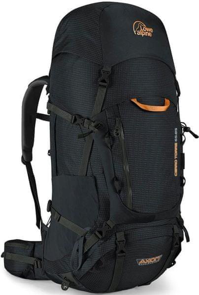 Lowe Alpine Axiom 7 Cerro Torre 65:85 Black/Bl