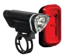 BLACKBURN Local 50 első lámpa + Local 10 hátsó lámpa