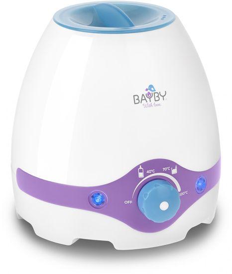 BAYBY BBW 2000 Multifunkční ohřívač kojeneckých lahví