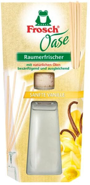 Frosch Eko Oase osvěžovač vzduchu 90 ml - vanilka
