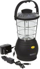 Regatta Helia 12 Dynamo Lantern Black