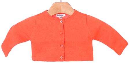 Primigi dívčí svetr 62 oranžová