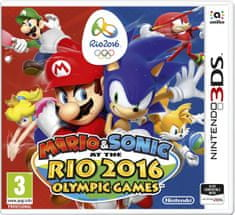 Nintendo 3DS Mario & Sonic in Rio 2016