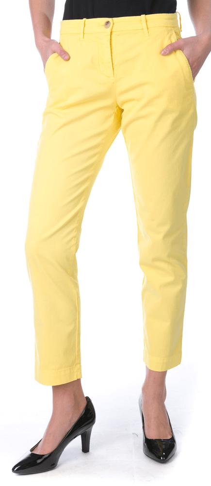 6db2757dac Gant női nadrág 38 sárga   MALL.HU