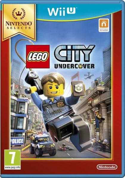 Nintendo LEGO City Undercover Selects / WiiU