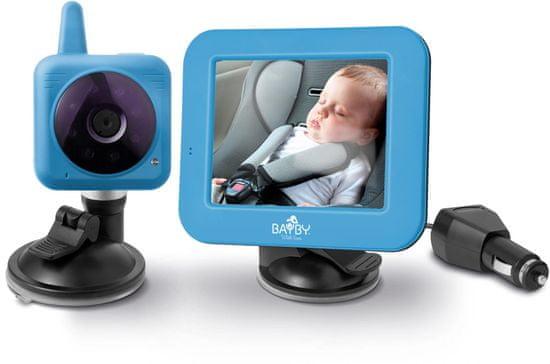 BAYBY BBM 7030 Digitální video chůvička do auta i do domácnosti - zánovní