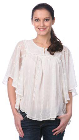 Pepe Jeans ženske bluzo Dixon M bela