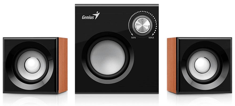 Genius SW-2.1 370 dřevěné (31731067102)