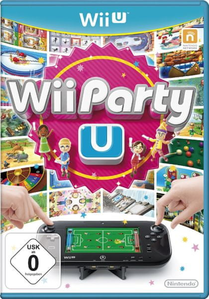 Nintendo Party U Selects / WiiU