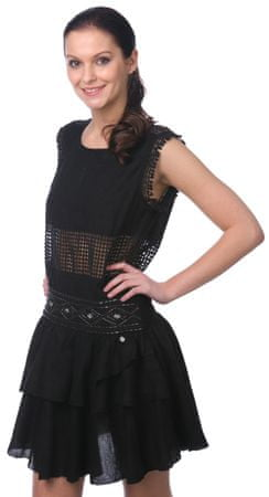 Pepe Jeans sukienka damska Irina XL czarny