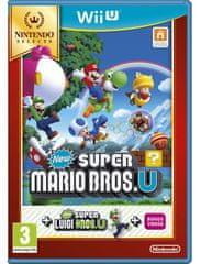 Nintendo New Super Mario Bros U+New Super Luigi U Selects / WiiU