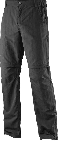 Salomon Elemental Zip-Off Pant M Black 54