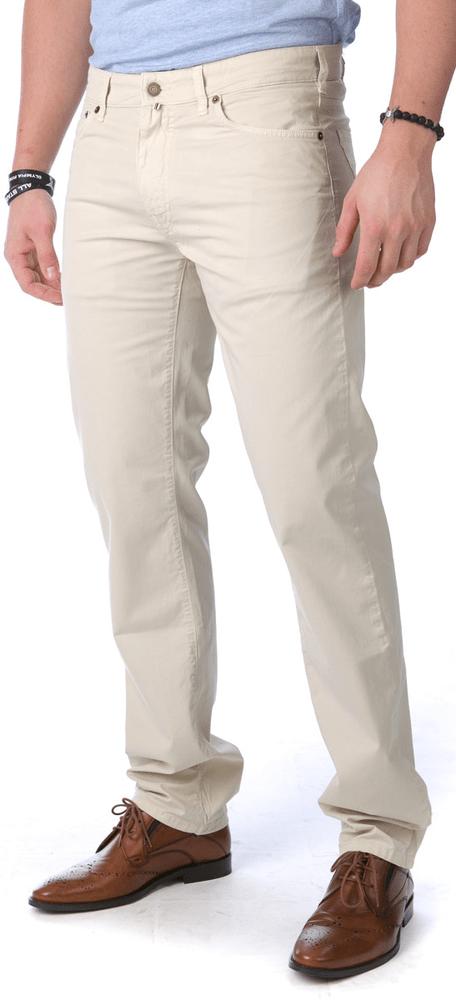 e7c14a94c0b Gant pánské kalhoty 33 34 béžová - Alternativy
