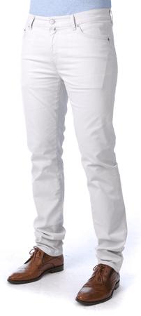 Gant pánské kalhoty 34/34 světle šedá