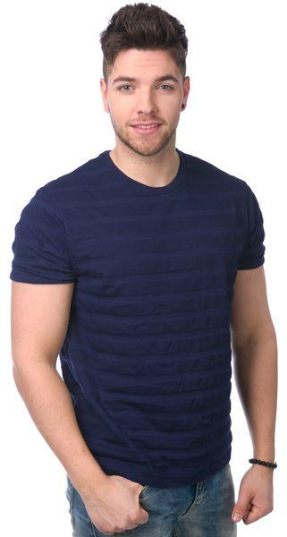 Gant pánské tričko L modrá
