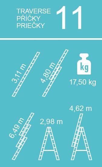 Venbos 3x11 (RATIO 44)