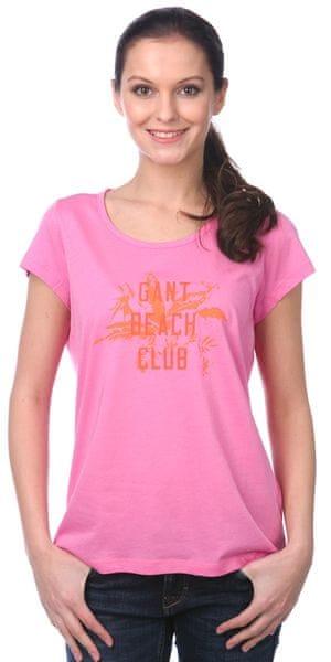 Gant dámské tričko L růžová