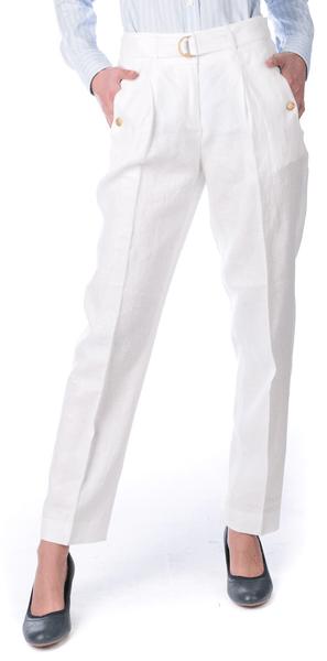 Gant dámské kalhoty 40 bílá