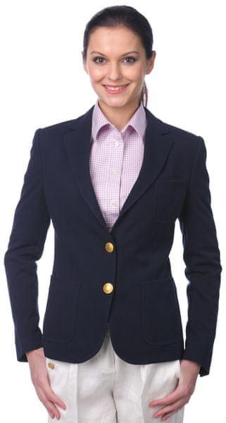 Gant dámské sako 34 tmavě modrá