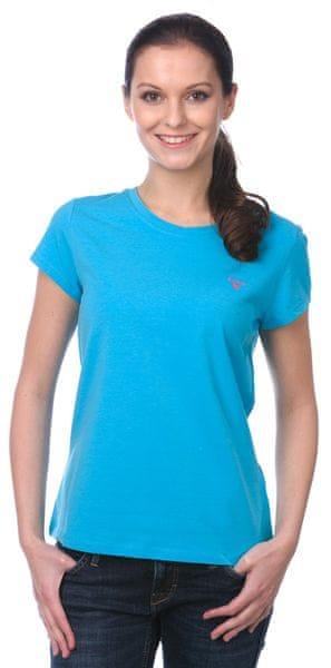 Gant dámské tričko XS modrá