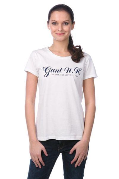 Gant dámské tričko XS bílá