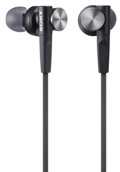 Sony MDR-XB50B, černá