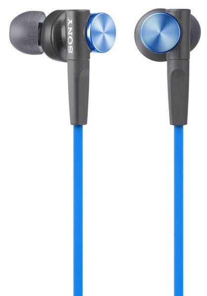 Sony MDR-XB50L, modrá