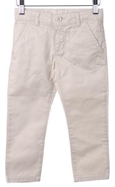 Primigi chlapecké kalhoty 116 béžová