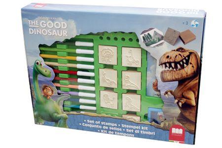 Multiprint risalni set Dinosaur 04902, velik