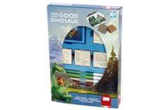 Multiprint risalni set Dinosaur 27902, 4 žigi
